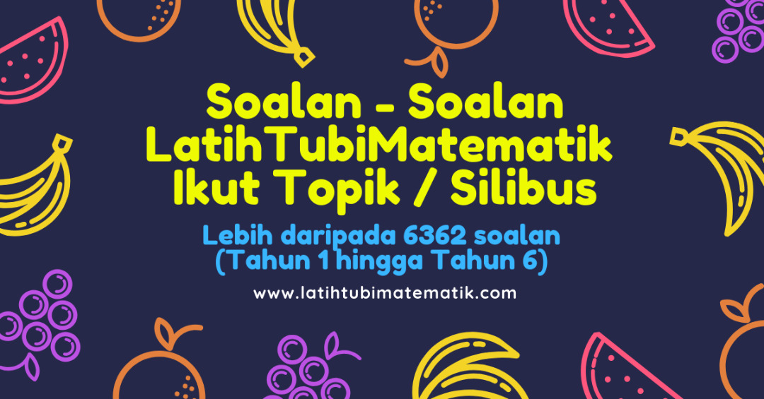 Soalan Matematik Tahun 5 Topik Masa Dan Waktu - Selangor o